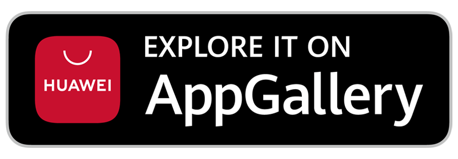 Appgallery Button für HoT App